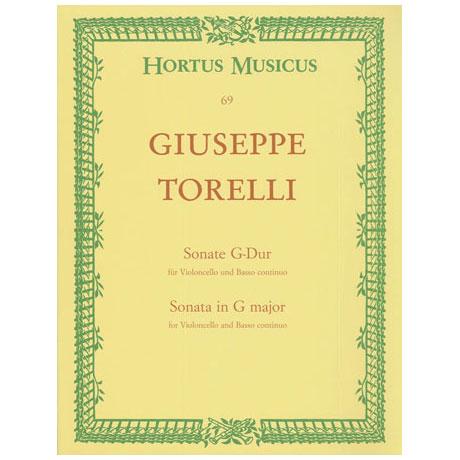 Torelli, G.: Sonate G-Dur
