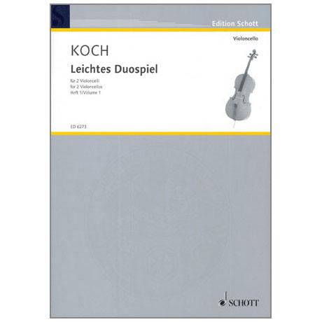 Koch, E.: Leichtes Duospiel Band 1