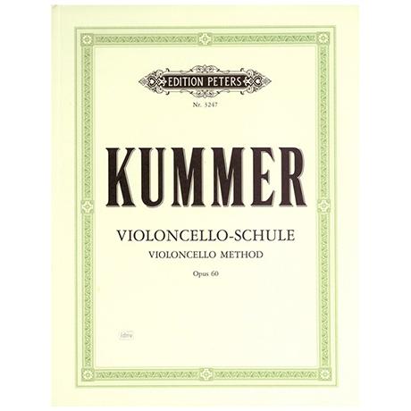 Kummer, F.A.: Violoncelloschule op. 60