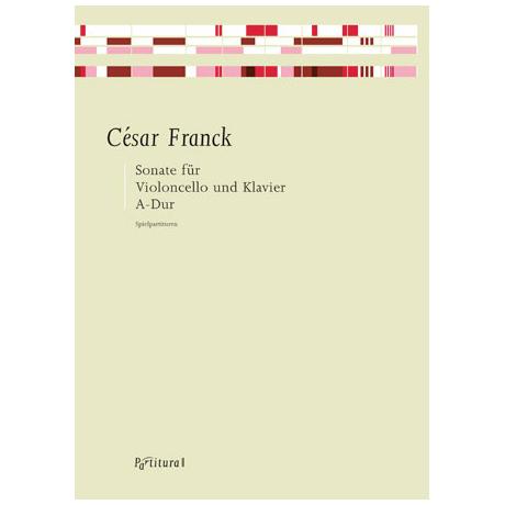 Franck, C.: Sonate A-Dur