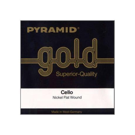 PYRAMID Gold Cellosaite C