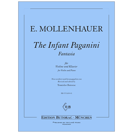Mollenhauer, E.: The Infant Paganini