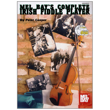 Cooper, P.: The Complete Irish Fiddle Player (+ Online Audio)