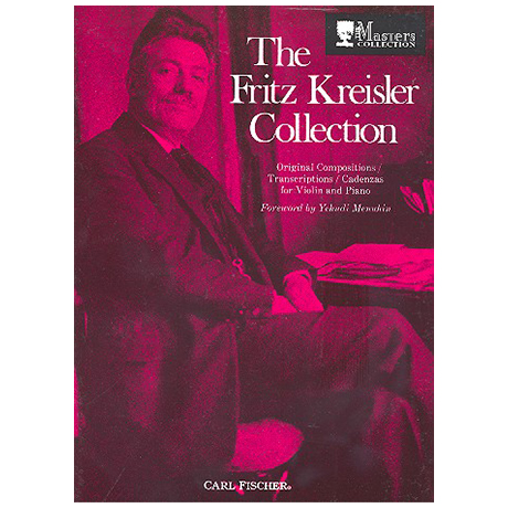 The Fritz Kreisler Collection Band 1