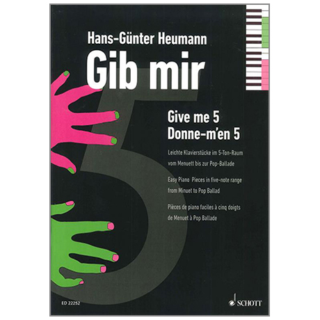 Heumann, H.-G.: Gib mir fünf