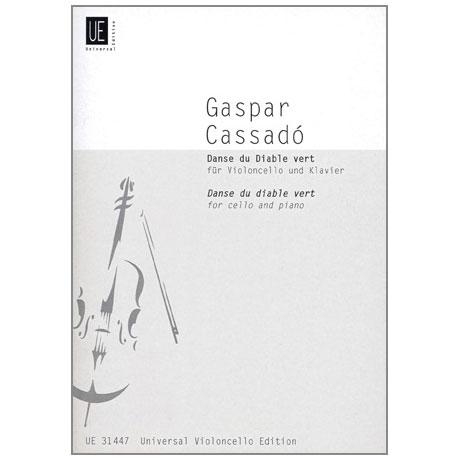Cassado, G.: Danse du Diable vert (Tanz des grünen Teufels)