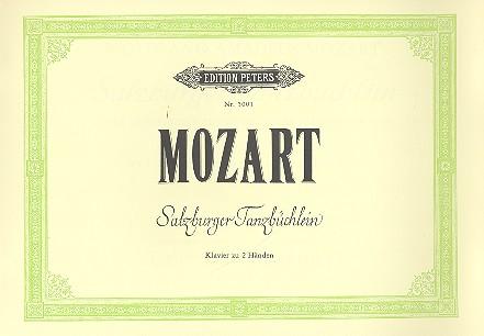 Mozart, W. A.: Salzburger Tanzbüchlein