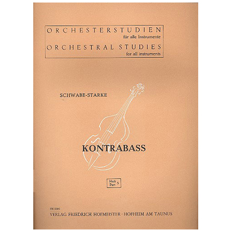 Schwabe; Starke: Orchesterstudien Band 5 - Wagner (Tristan, Parsifal, Tannhäuser, Meistersinger)