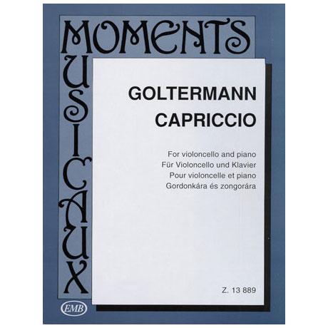 Goltermann: Capriccio