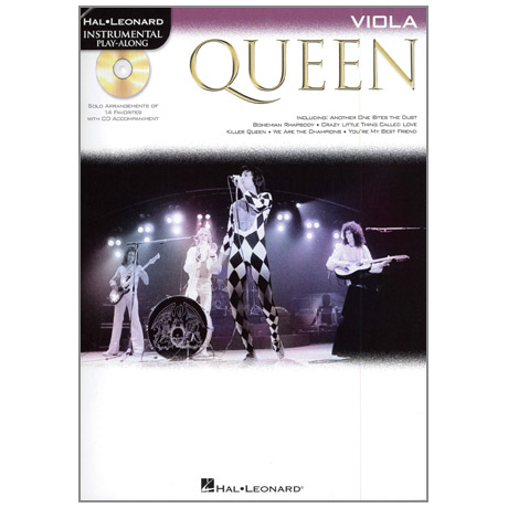 Queen (+CD)
