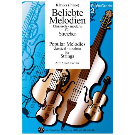 Beliebte Melodien - klassisch modern - Band 3