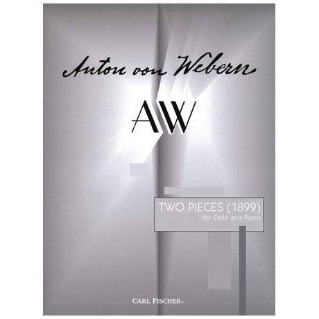 Webern, A. v.: Zwei Stücke