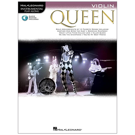 Queen (+Online Audio)