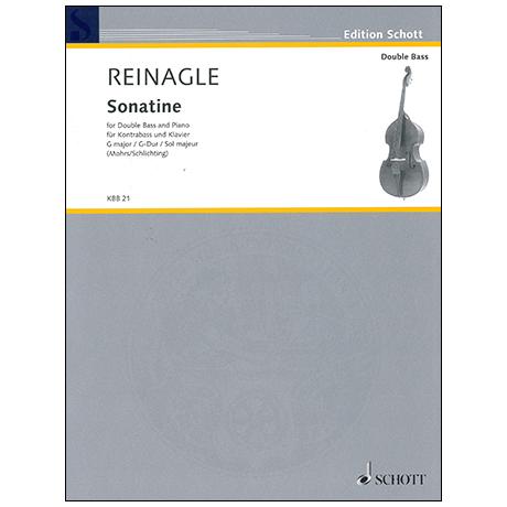 Reinagle, J.: Sonatine G-Dur