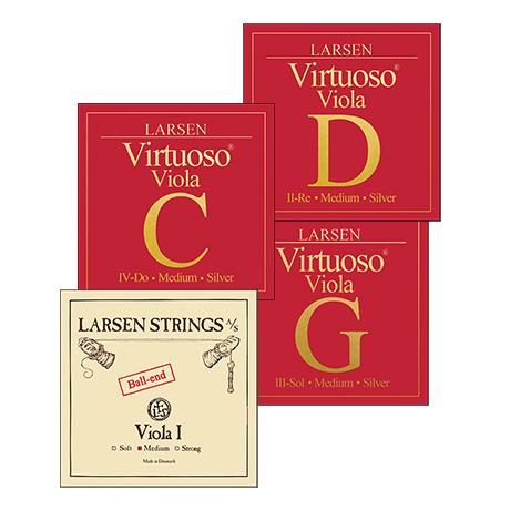 LARSEN Virtuoso cordes alto JEU