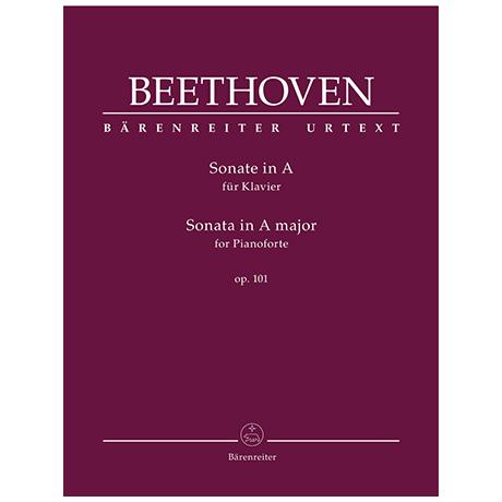 Beethoven, L. v.: Sonate Op. 101 A-Dur