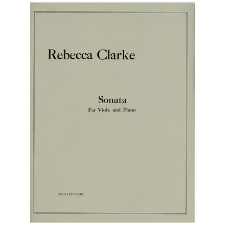Clarke, R.: Violasonata