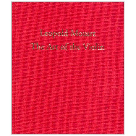 Mozart, L.: The Art of the Violin (Versuch einer gründlichen Violinschule)