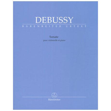 Debussy, C.: Sonate