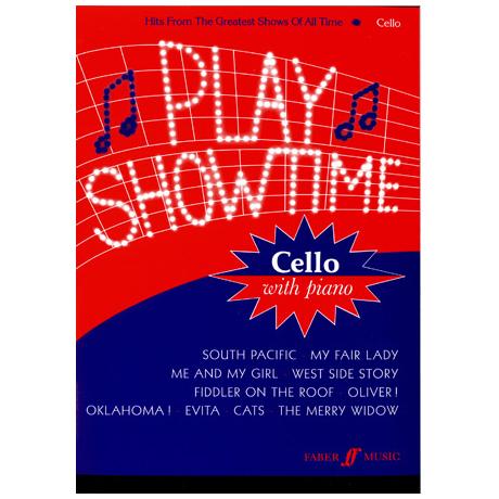 Play Showtime: Cello