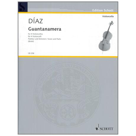 Díaz, J. F.: Guantanamera