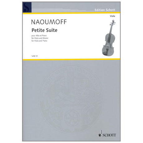 Naoumoff, E.: Petite Suite