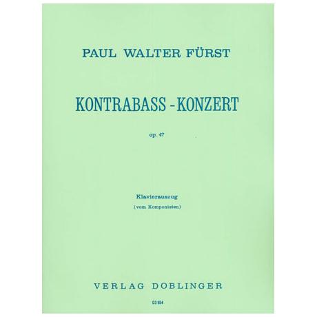 Fürst, P.W.: Konzert Op.47
