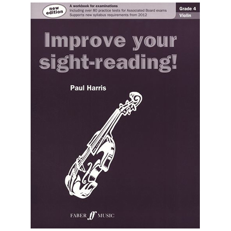 Harris: Improve your sight reading Grade 4