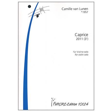 Lunen, C. v.: Caprice