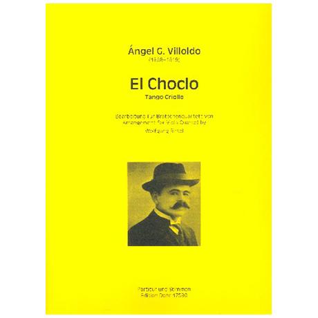 Villoldo, A. G.: El Choclo – Tango
