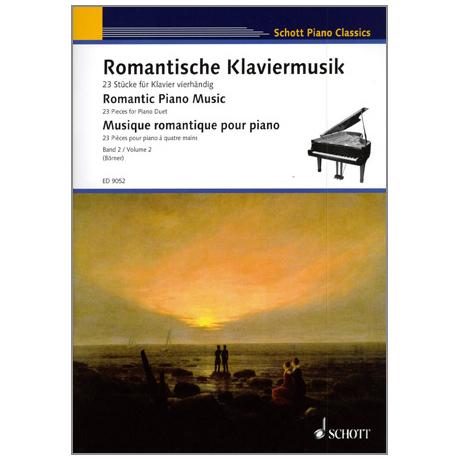 Romantische Klaviermusik Band 2