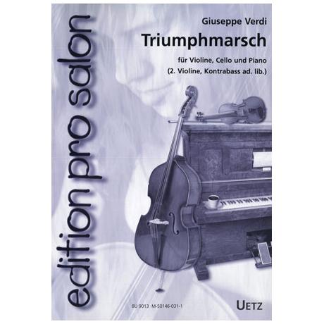 Verdi, G.: Triumphmarsch