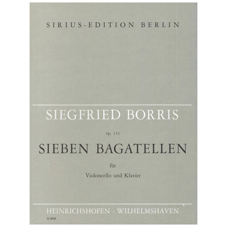 Borris, S.: 7 Bagatellen