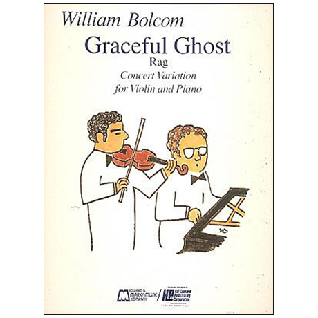 Bolcom, W.: Graceful Ghost Rag – Concert Variation