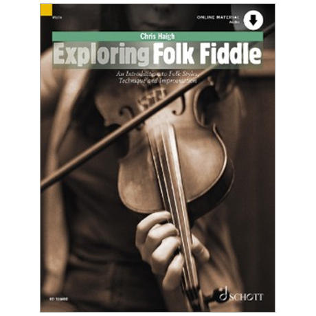 Haigh, Ch.: Exploring Folk Fiddle (+CD)