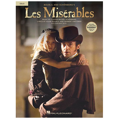 Boublil, A./Schönberg, C.-M.: Les Misérables – Solos From The Movie
