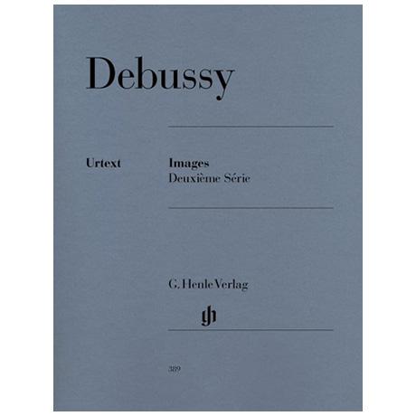 Debussy, C.: Images 2e série