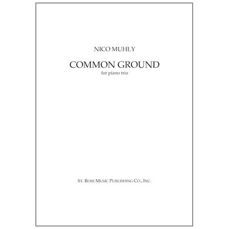 Muhly: Common Ground