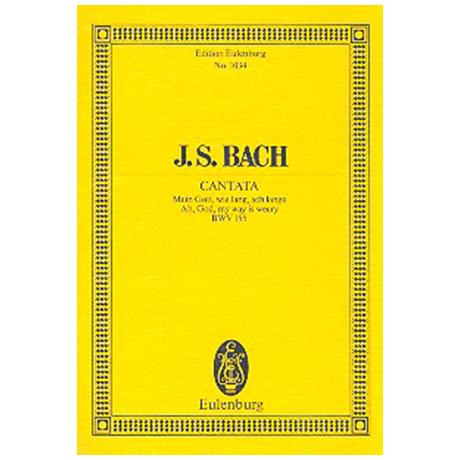 Bach, J. S.: Kantate BWV 155 »Dominica 2 post Epiphanias«