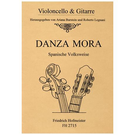 Danza Mora. Spanische Volksweise