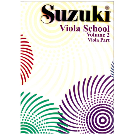 Suzuki Viola School Vol.2