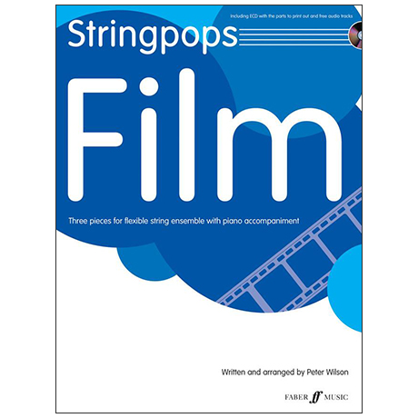 Stringpops Film (+CD)