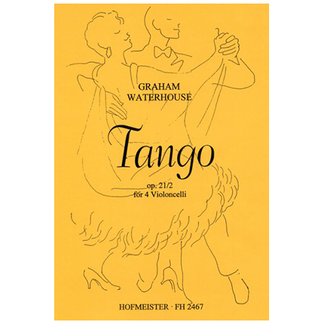 Waterhouse, G.: Tango Op. 21/2