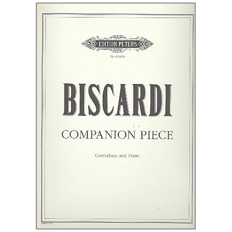 Biscardi: Companion Piece