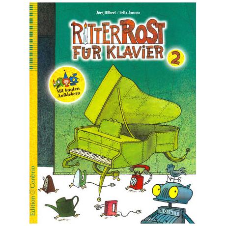 Hilbert, J. / Janosa, F.: Ritter Rost für Klavier Band 2