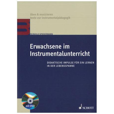 Erwachsene im Instrumentalunterricht (+DVD)