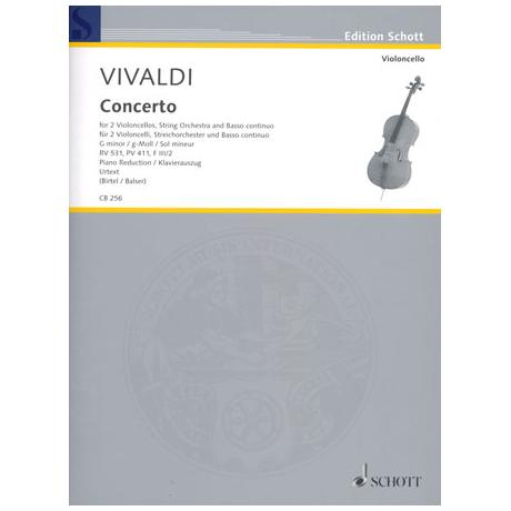 Vivaldi: Concerto g-Moll