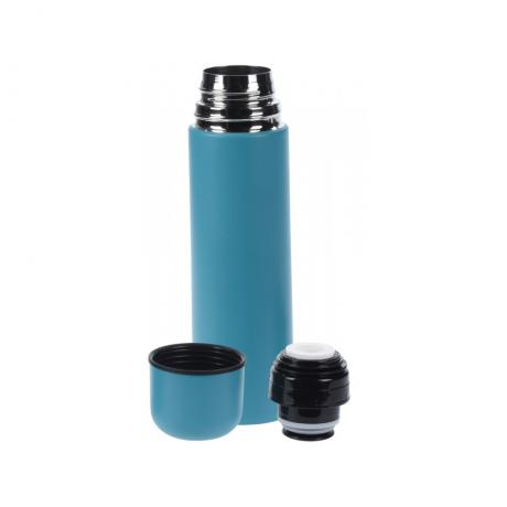 Thermoflasche Colours blau