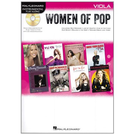 Women of Pop (+CD)