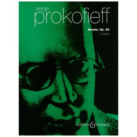 Prokofjew, S.: Sonate Op.56